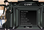 G-Unit Dress up Game
