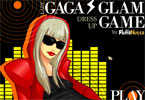 Gaga Glam Fashion