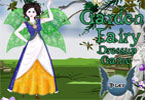 Garden Fairy Dress Up Game