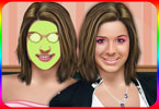 Gemma Atkinson Facial Makeover