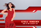 Gisele Bundchen Dress Up Game