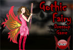Gothic Fairy Dress Up Game