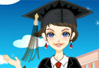 Graduation Day Shakira Dress Up Game