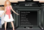 Gucci Dress Up Game