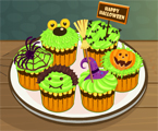 Halloween Cup Cake