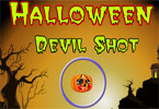 Halloween Devil Shot