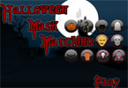 Halloween Mask Matching Game