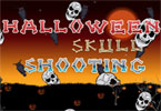 Halloween Skull Shooting