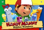 Handy Manny - verborgen nummers