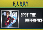 Harry - Spot the Difference