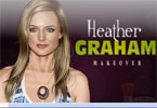 Heather Graham Celebrity Makeover