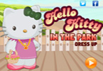 Hello Kitty se visten