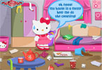 hello kitty huis makeover