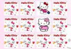 hello kitty geheugen matching