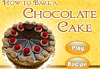 How To Bake A Chocolate Cake