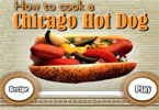 Jak naley skada Chicago Hot Dog