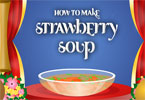 How to Make Strawberry Soup