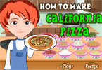 Come fare California Pizza