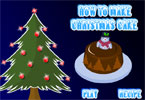 How to Make Christmas Cake