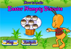 How to Make Easter Humpty Biscuits