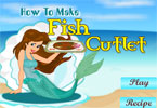 Comment faire poissons Cutlet