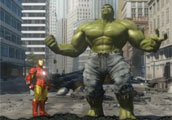Hulk central smash nere