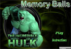 Hulk Memory Balls