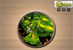 Hulk pic taart