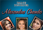 l\'image trouble de alexandra Chando
