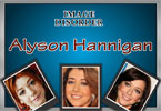 afbeelding wanorde Alyson Hannigan