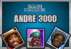 obraz zaburzenia Andre 3000