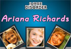 Trastorno de la imagen Ariana Richards