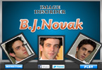 Bilden strning B J Novak