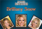 Trastorno de la imagen Brittany Snow