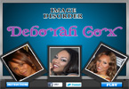 Trastorno de la imagen Deborah Cox