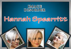 afbeelding wanorde Hannah Spearritt