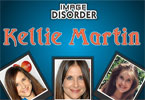 Trastorno de la imagen Kellie Martin