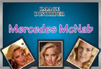 l\'image trouble de Mercedes McNab