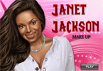Janet Jackson Schminke