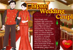 Japan Wedding Couple