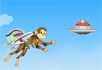Jet Pack Monkey