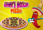 jimmys Mexicaanse pizza