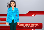 Julia Louis Dreyfus Dress Up Game