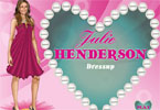 Julie Henderson Celebrity Dress Up