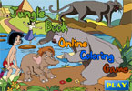 Jungle Book Online Coloring Game