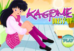 Kagome Dress Up