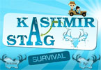 Kashmir Stag Survival