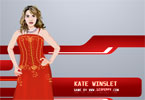 Kate Winslet Dress up Game