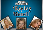 Keeley Hazell trastorno de la imagen
