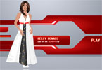 Kelly Monaco Dress Up Game